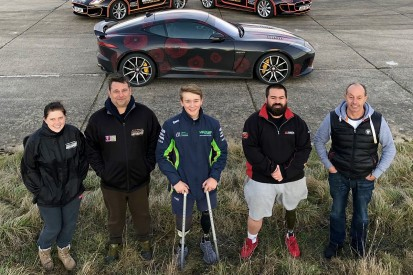 Billy Monger to star in Autosport International Live Action Arena