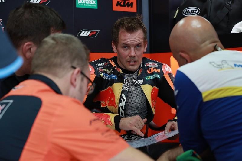 "Kallio needs to ""show something different"" to keep KTM MotoGP ride"