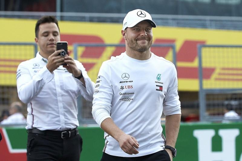 """Bottas: Mercedes's Japan GP upgrade should be a """"decent step"""""""