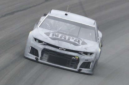 Chevrolet's new NASCAR Cup Camaro for 2018 makes test debut