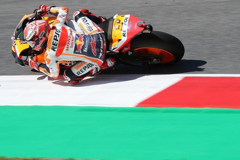 MotoGP Mugello: Honda's Marquez tops FP1 ahead of Ducati's Petrucci