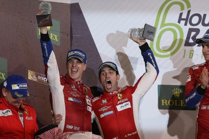 Ferrari keeps champions Calado, Pier Guidi for WEC superseason