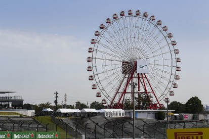 "Formula 1 ""closely monitoring"" super typhoon approaching Japanese GP"