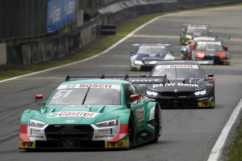 """DTM working on plan to add hybrid element to engines for """"2021/22"""""""