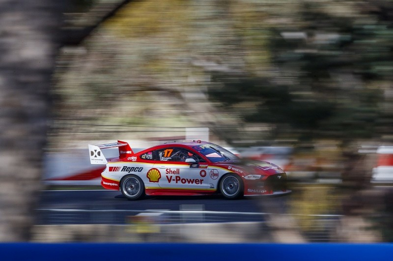 Bathurst 1000: Scott McLaughlin under lap record in practice