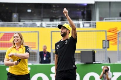 Daniel Ricciardo and ex-advisor settle £10million legal dispute