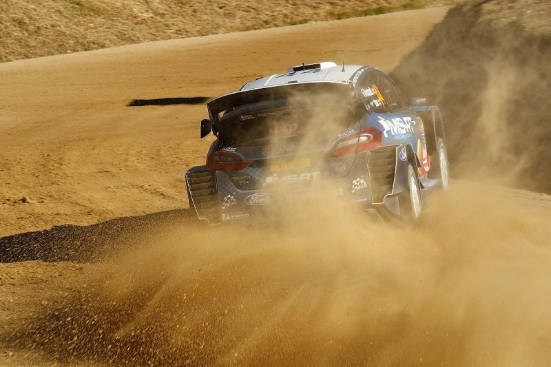 WRC crews want larger Rally Portugal running order gaps due to dust