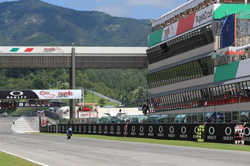 Leading MotoGP riders call for changes to Mugello on safety grounds