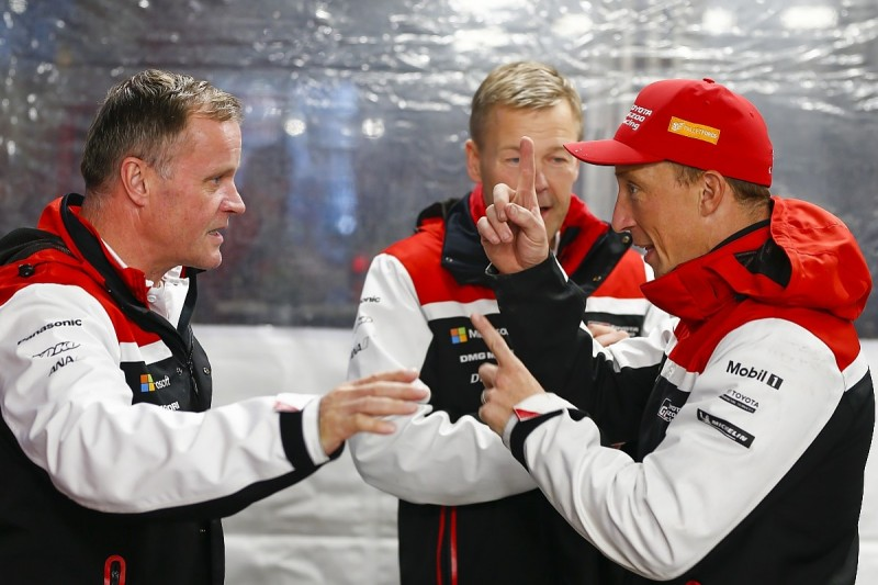 Toyota likely to pick Meeke over Latvala for 2020 WRC seat