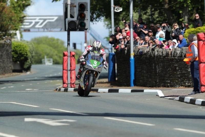 Opening Isle of Man TT postponed to Sunday following poor weather