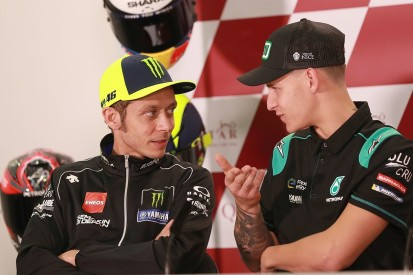"""Why Rossi thinks Yamaha would be """"crazy"""" not to sign Quartararo"""