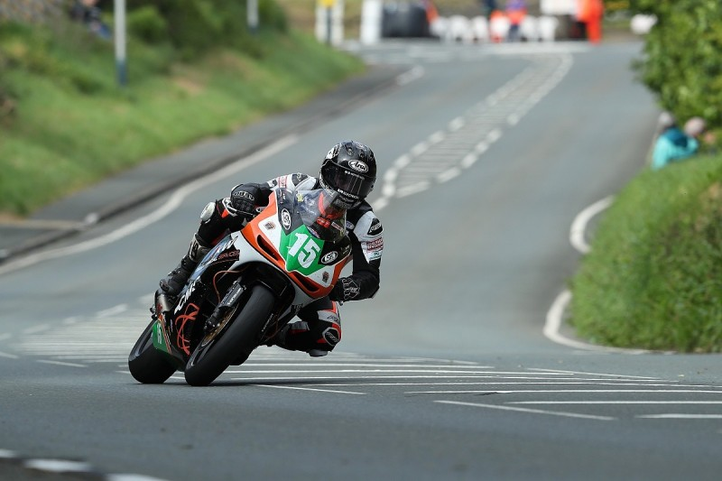 Bad weather cancels Isle of Man TT Thursday afternoon practice