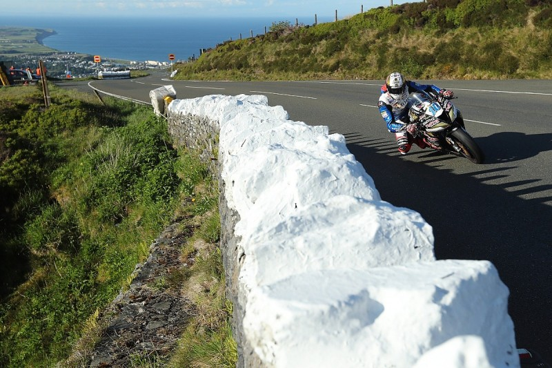 TT organisers consider shorter race week in case bad weather stays