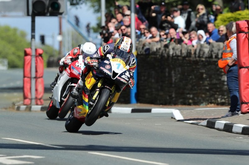 Isle of Man TT 2019: Weather forces Wednesday sessions cancellation