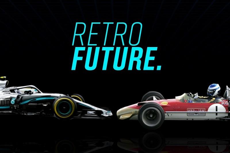 Autosport International Show announces RetroFuture campaign