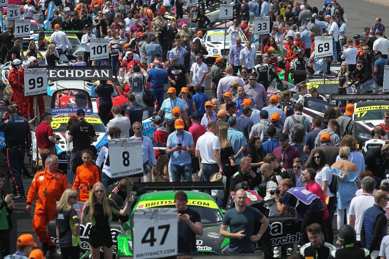 Win a money-can't-buy British GT experience at the Silverstone 500!