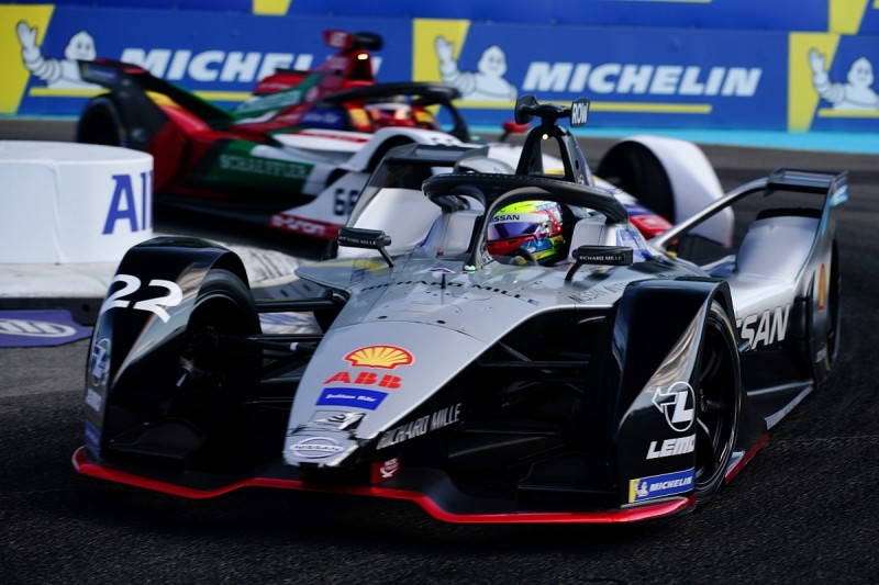 Driot's sons to run Nissan e.dams Formula E team after his death