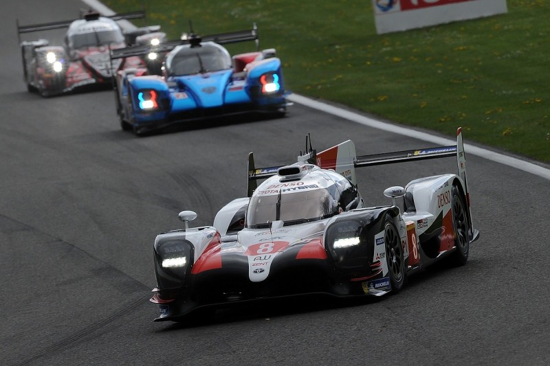 WEC weighing up introducing LMP1 success ballast for 2020/21 season