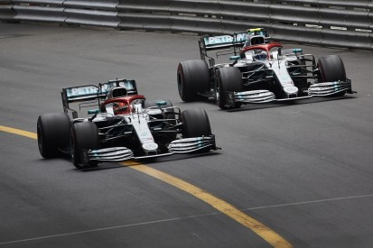 Hamilton expects first Mercedes F1 engine upgrade for Canadian GP