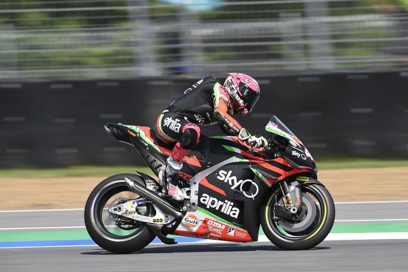 Espargaro: Aprilia MotoGP failures can't be allowed to happen again