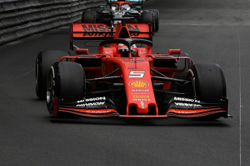 "Vettel doesn't think Ferrari's 2019 F1 car is ""as bad as it looks"""