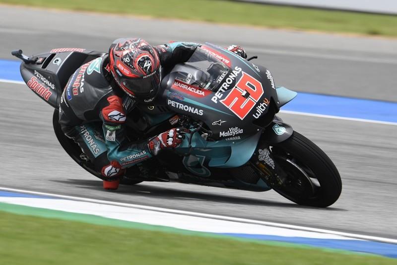 Marquez: Quartararo rides like Lorenzo at his MotoGP peak on Yamaha