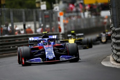 Albon: Monaco first time in F1 2019 Toro Rosso has maximised result