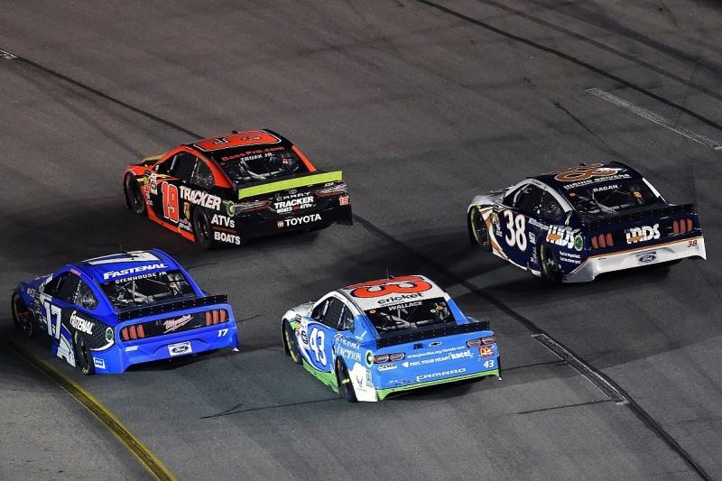 NASCAR Gen-7 Cup Series car begins track testing at Richmond