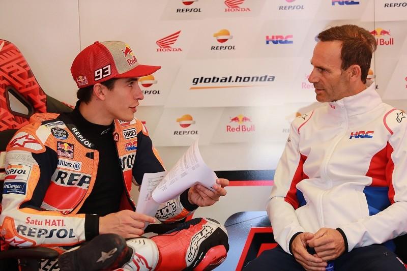 MotoGP champion Marc Marquez in advanced talks over new Honda deal