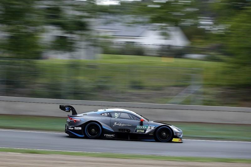 Di Resta explains R-Motorsport Aston Martin DTM strategy strength