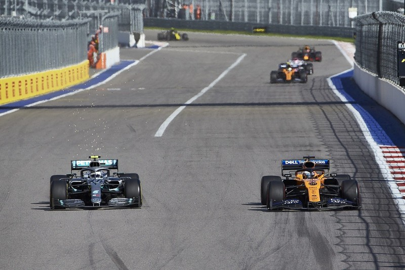 Wolff: Mercedes 'risks' making McLaren rivalry with F1 engine deal