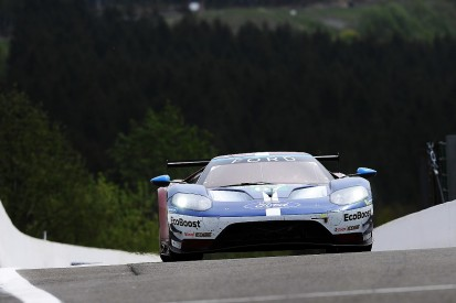Ford takes biggest GTE Balance of Performance hit ahead of Le Mans