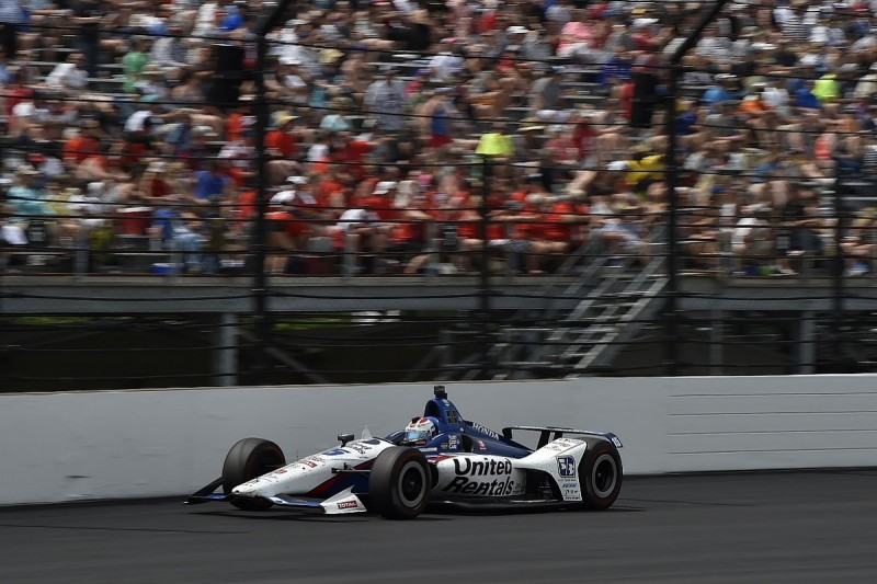 """Rahal: Bourdais actions before Indy 500 crash """"not necessary"""""""