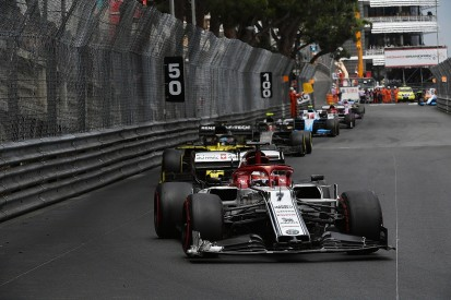 Russell thought he was in fight for sixth at one point in Monaco GP