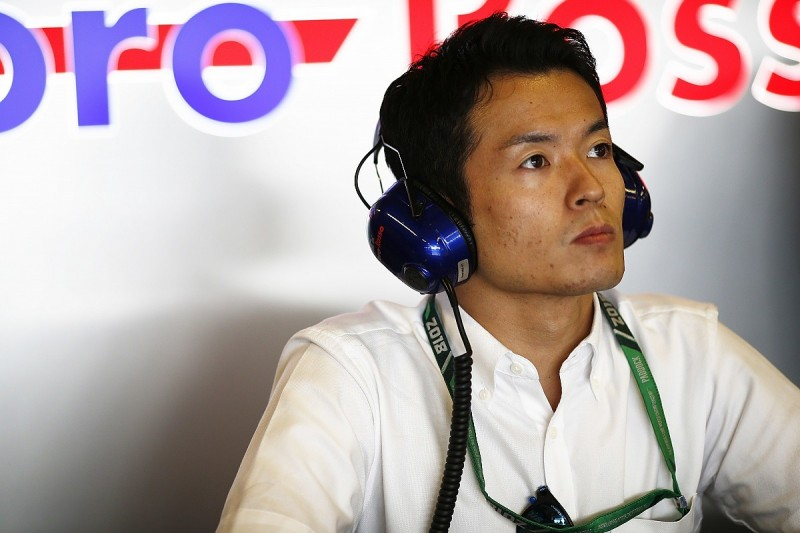 Toro Rosso gives SUPER GT/Super Formula star Yamamoto F1 chance