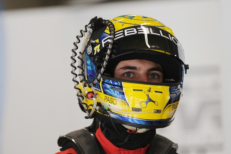 Rebellion LMP1 driver Laurent to Toyota as WEC test and reserve