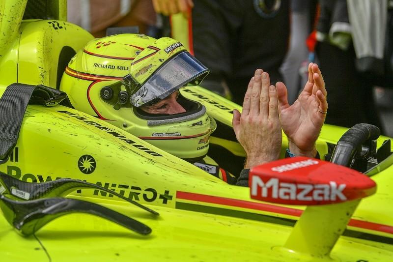 Penske denies Indianapolis 500 winner Pagenaud could lose 2020 seat
