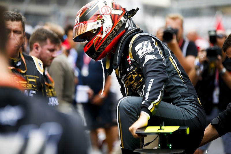 Magnussen hoped engine of his Haas would blow up in Monaco GP