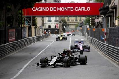 Magnussen penalised for Perez chicane incident in Monaco GP