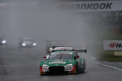 Hockenheim DTM: Muller wins disrupted finale, SUPER GT cars at back