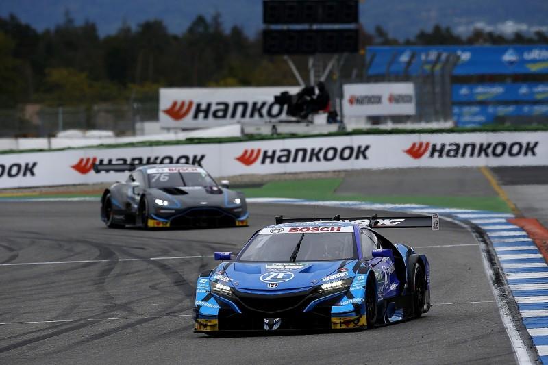 Jenson Button not doing joint DTM/Super GT races at Fuji