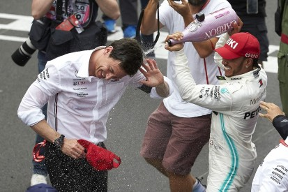 """Wolff: Hamilton """"saved"""" Mercedes at Monaco GP after wrong tyre call"""
