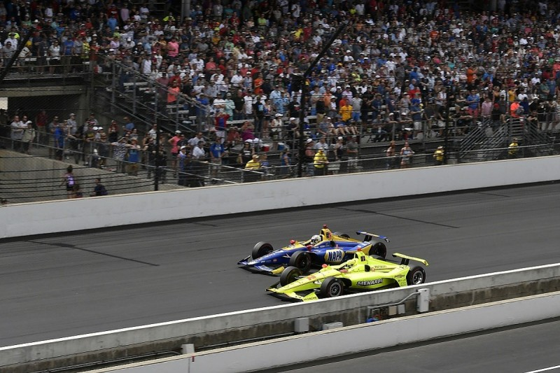 Rossi believes straightline deficit main reason for Indy 500 defeat