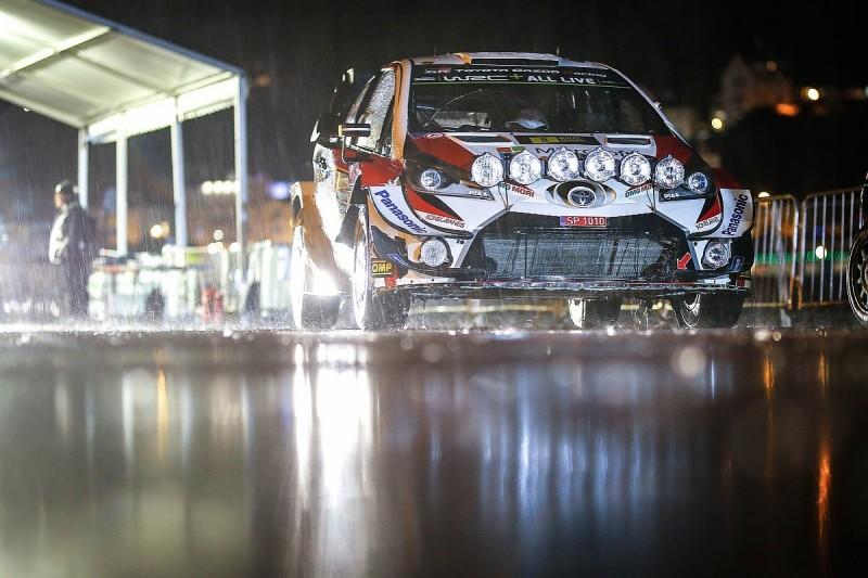 WRC Rally GB: Ott Tanak extends lead heading into Sunday