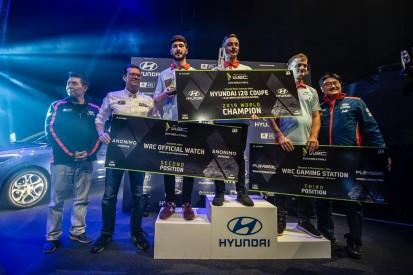 WRC Esports: LDLC Nexl beats Jon Armstrong to reclaim title