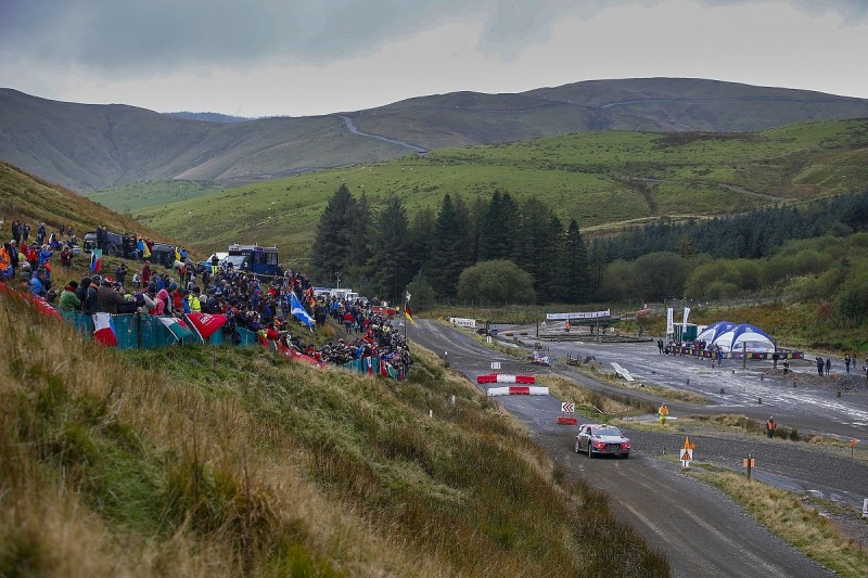 Why Rally GB stewards didn't penalise WRC drivers for chicane issue