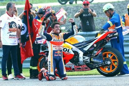 Marc Marquez clinches 2019 MotoGP title with Thailand GP win