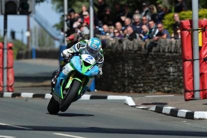 Isle of Man TT 2019: Harrison and Coward lead opening practice