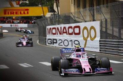 "Sergio Perez had ""lucky"" near-miss with marshals in Monaco GP"