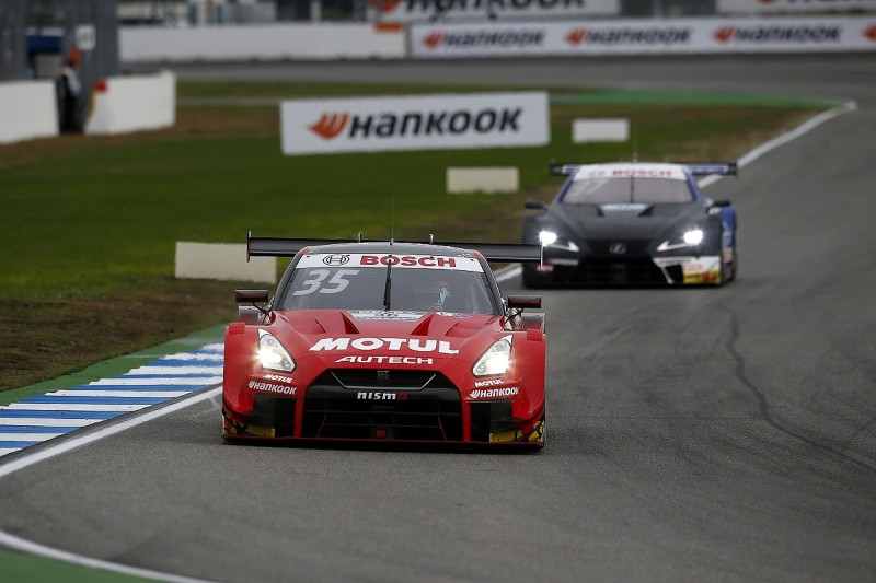 DTM and SUPER GT won't equalise cars for Hockenheim race one